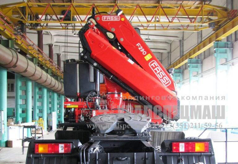 Fassi F290A e-dynamic