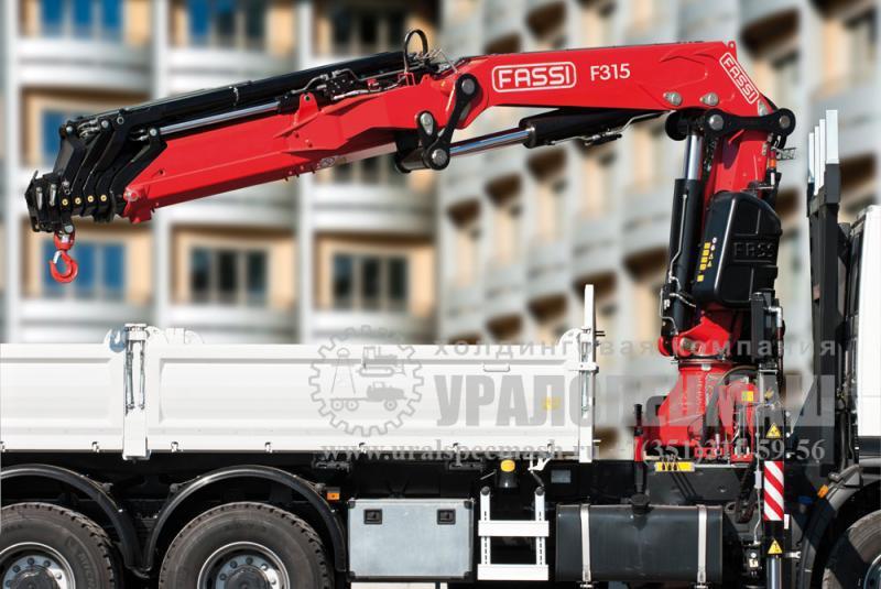 Fassi F315A e-dynamic