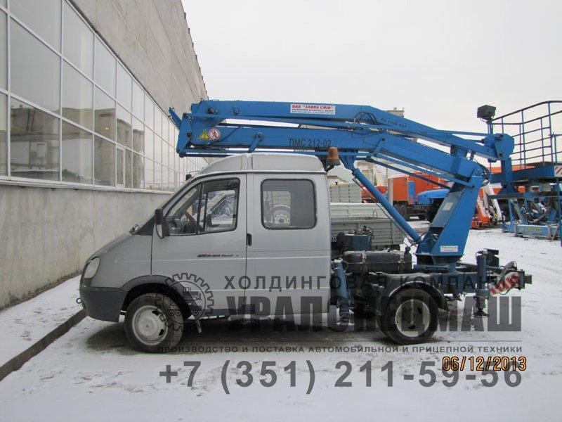 ПСС-121-12-02 ГАЗ 33023