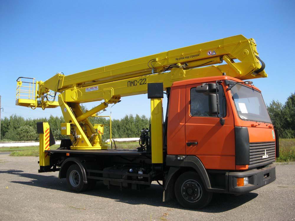 ПМС-22 МАЗ