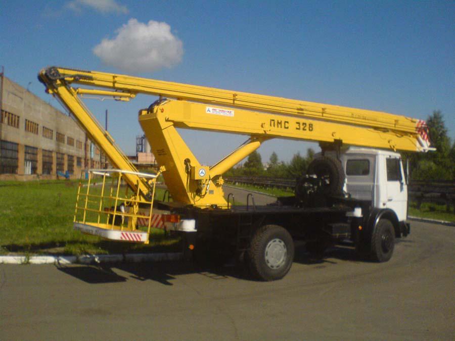 ПМС-328 МАЗ 5337