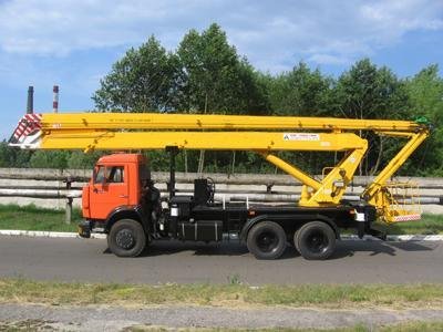 ПМС-328-02 Камаз 65115