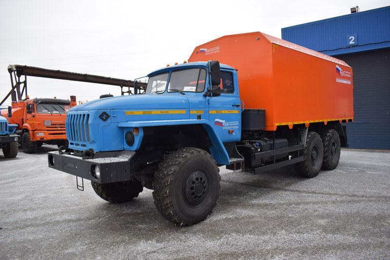 Фургон общего назначения Урал 4320-1112-61Е5