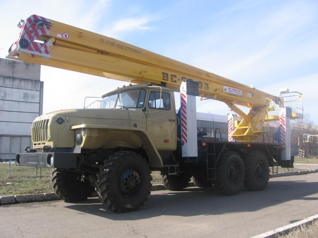 ВС-22-03 Урал 4320-1111-61Е5