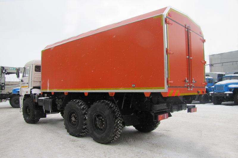 Фургон общего назначения Камаз 43114-1029-15