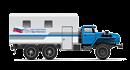 Транспортно-бытовые машины на шасси Урал