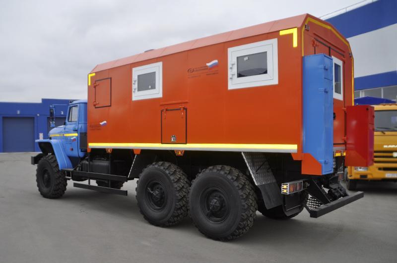 ПАРМ Урал 43203-1112-61Е5 (г-р EG-202)