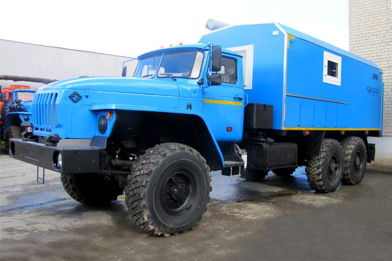 АРС Урал 4320-1112-61Е5