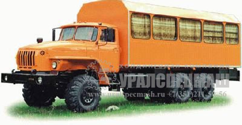 ГПА Урал 3255-0011-41