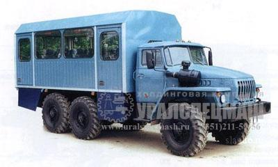 ГПА Урал 32551-0011-41