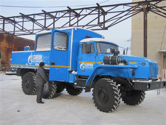 ГПА Урал 325512-0010-41 с КМУ ИМ-20