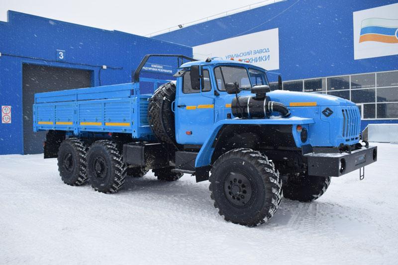 Бортовой Урал 4320-0111-61Е5