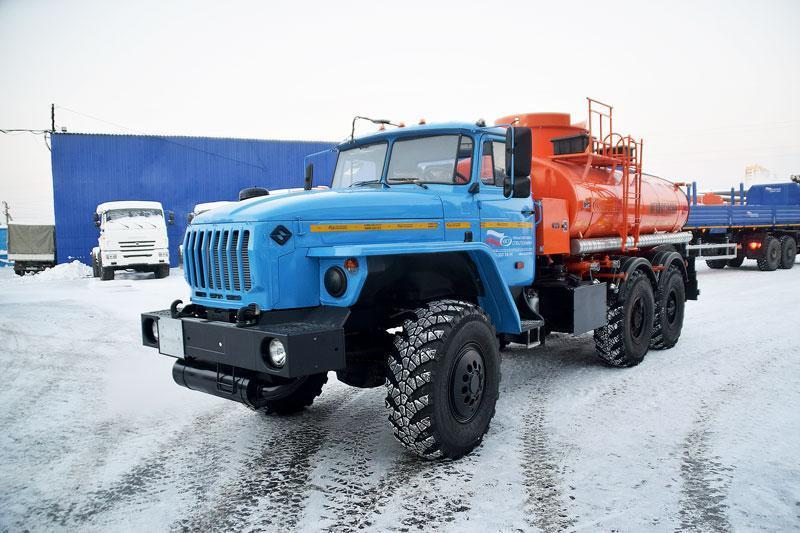 АЦ-9 Урал 5557-1112-60Е5