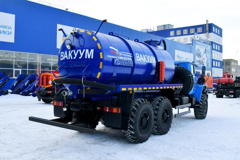 МВ-10 Урал 4320-1912-60Е5 (КО-505)