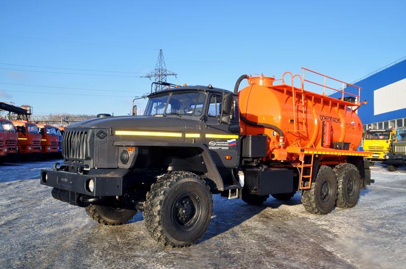 АКН-10 Урал 4320-1912-60Е5 (ВК-6)