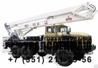 ВС-28У Урал 4320-1912-60Е5