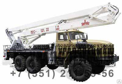 АГП-22.04 Урал 4320-1112-61Е5