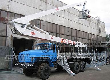 АГП-28 Урал 4320-1912-60Е5