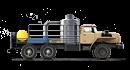 Агрегаты депарафинизации АДПМ на шасси Урал