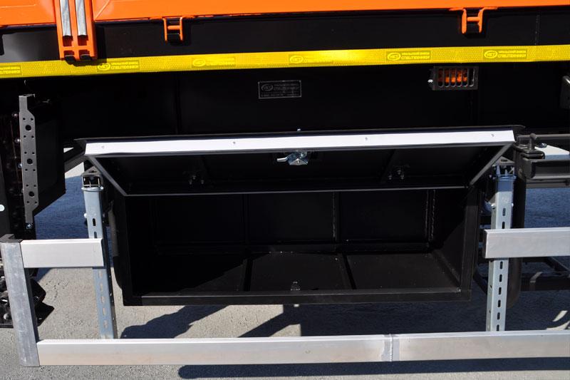 Инструментальный водонепроницаемый ящик на 400 л